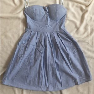 Rue21 light blue dress